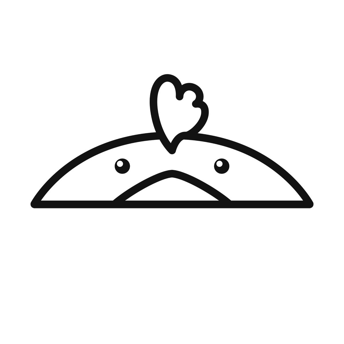 干支:ニワトリ・鶏・酉(1)の無料イラスト