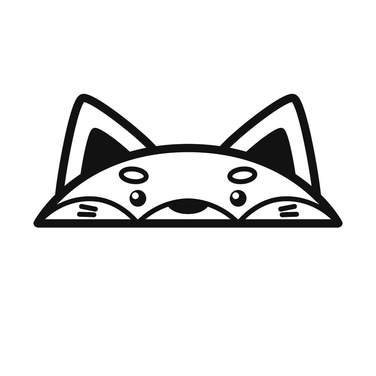 干支:犬・戌(1)の無料イラスト